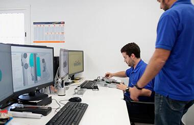 ingeniería producto, beneficio, posgrado, universidad málaga, cad, cam, cae, solidworks, diseño asistido ordenador